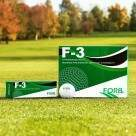 Video for FORB F-3 Pelotas de Golf – Pelotas de Precisión Superior