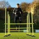 Video for 120cm (48in) Boundary Pole and Hurdle Set