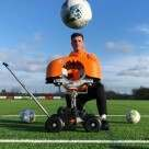 Video for The Ball Launcher – eine Fußball-Ballmaschine