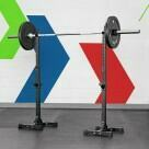 Video for METIS Adjustable Squat Rack
