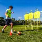 Video for FORZA Football Free Kick Mannequin - Junior 5ft 4in [3 Pack]