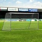 Video for 3.7m x 1.8m FORZA STEEL42 VOETBALDOEL