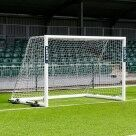 Video for 10 x 6.5 FORZA Alu110 Freestanding Futsal Soccer Goal