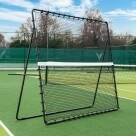 Video for Jumbo Tennis Rebounder Net [2.7m x 2.2m]