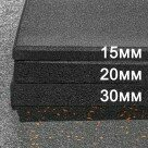 Video for METIS Rubber Gym Flooring Mats [1m²]