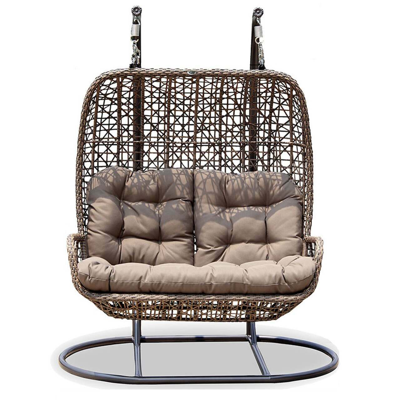 Harrier Double Hanging Egg Chair [2 Seater]