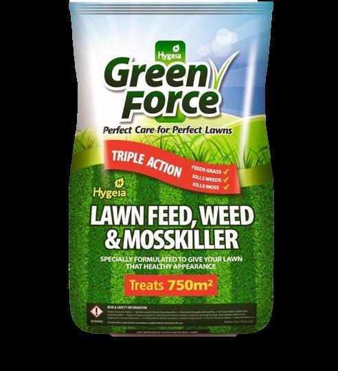 Greenforce Weed, Feed & Moss Killer [15kg]