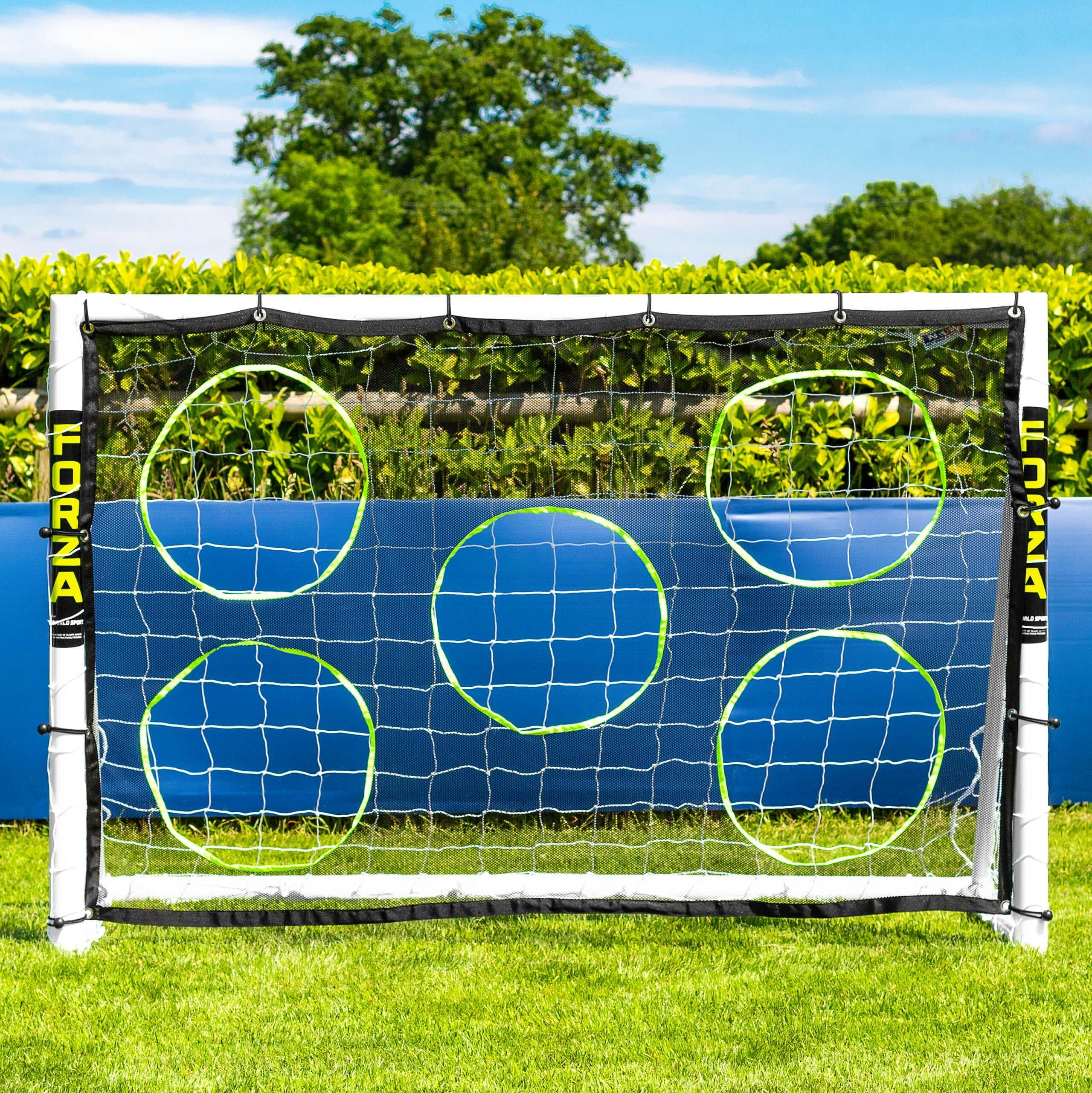 Football Goal Target Sheets
