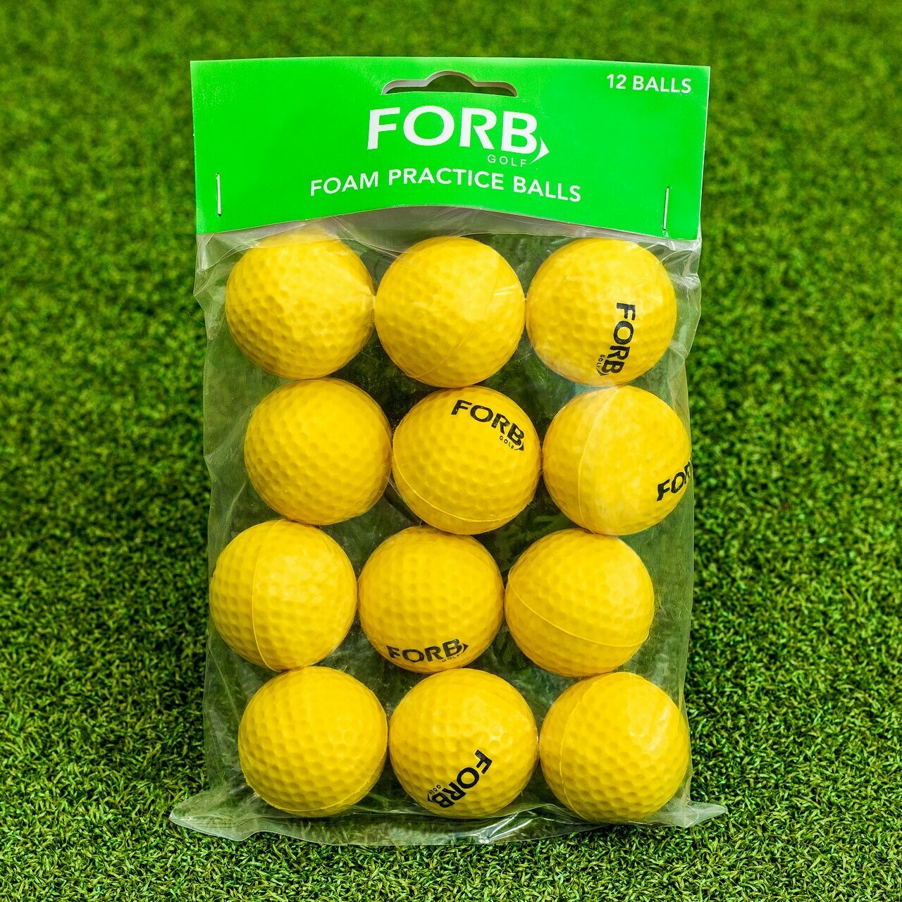 FORB Foam Golf Balls [12 Pack]