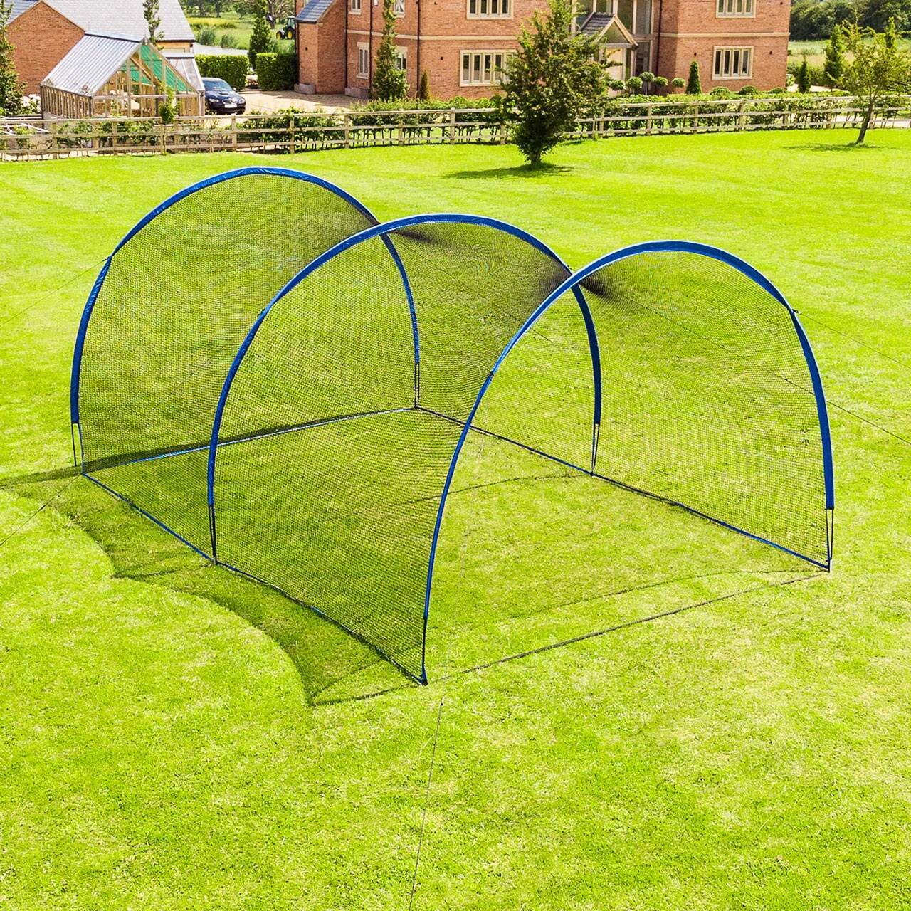 FORTRESS Pop-Up Baseball Batting Cage