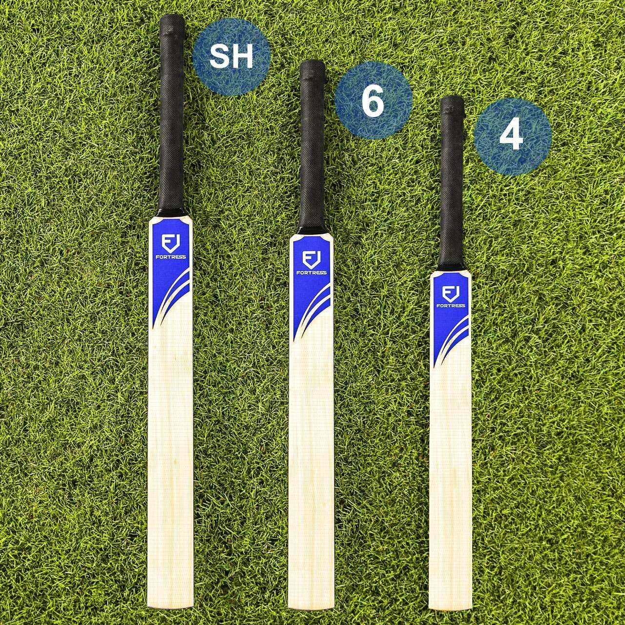 FORTRESS Technique Cricket Bat [3 Sizes]