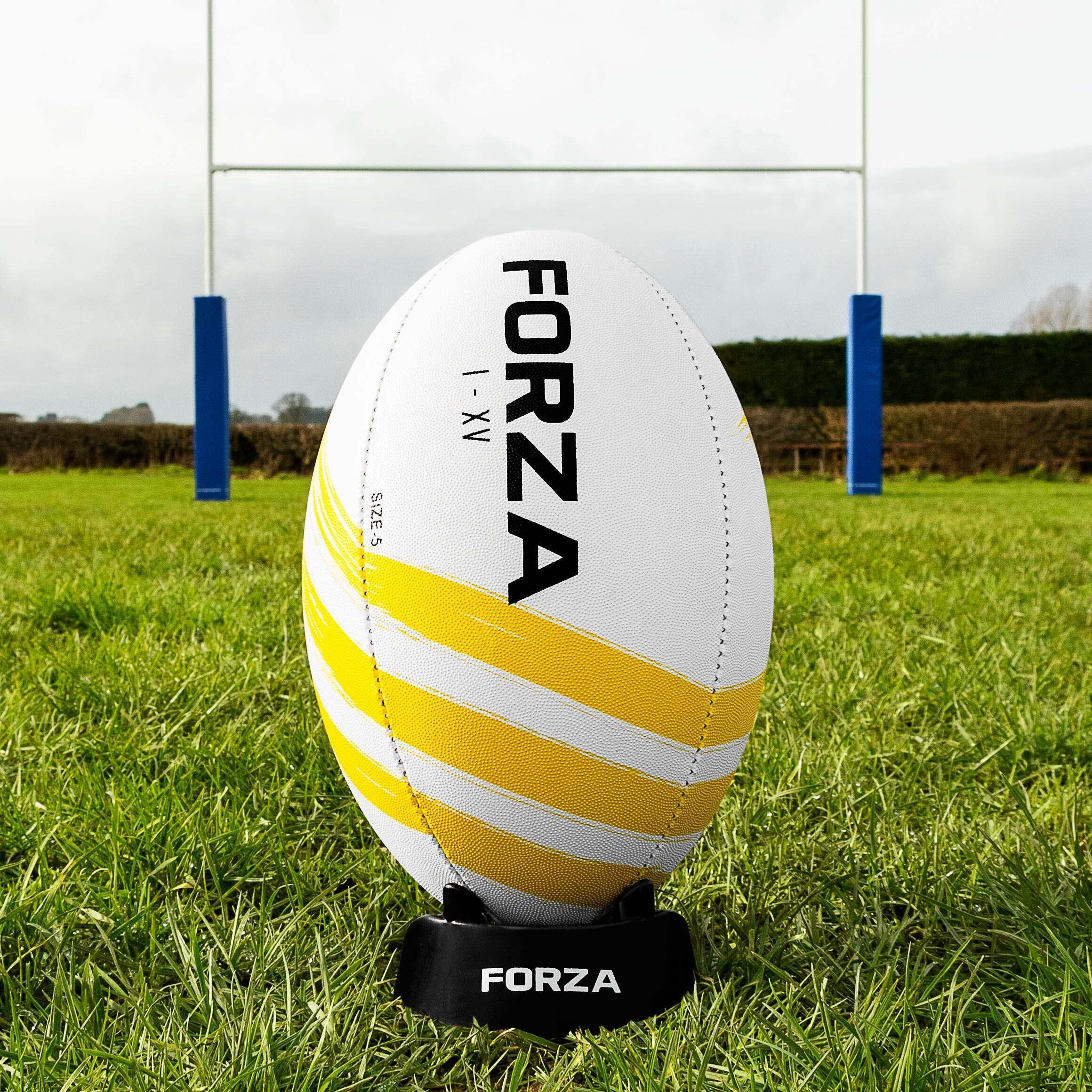Balón de rugby FORZA Helix – Balón clásico para entrenamientos