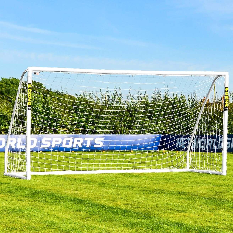 4f44cf1ac 12 x 6 FORZA Match Football Goal Post | Net World Sports