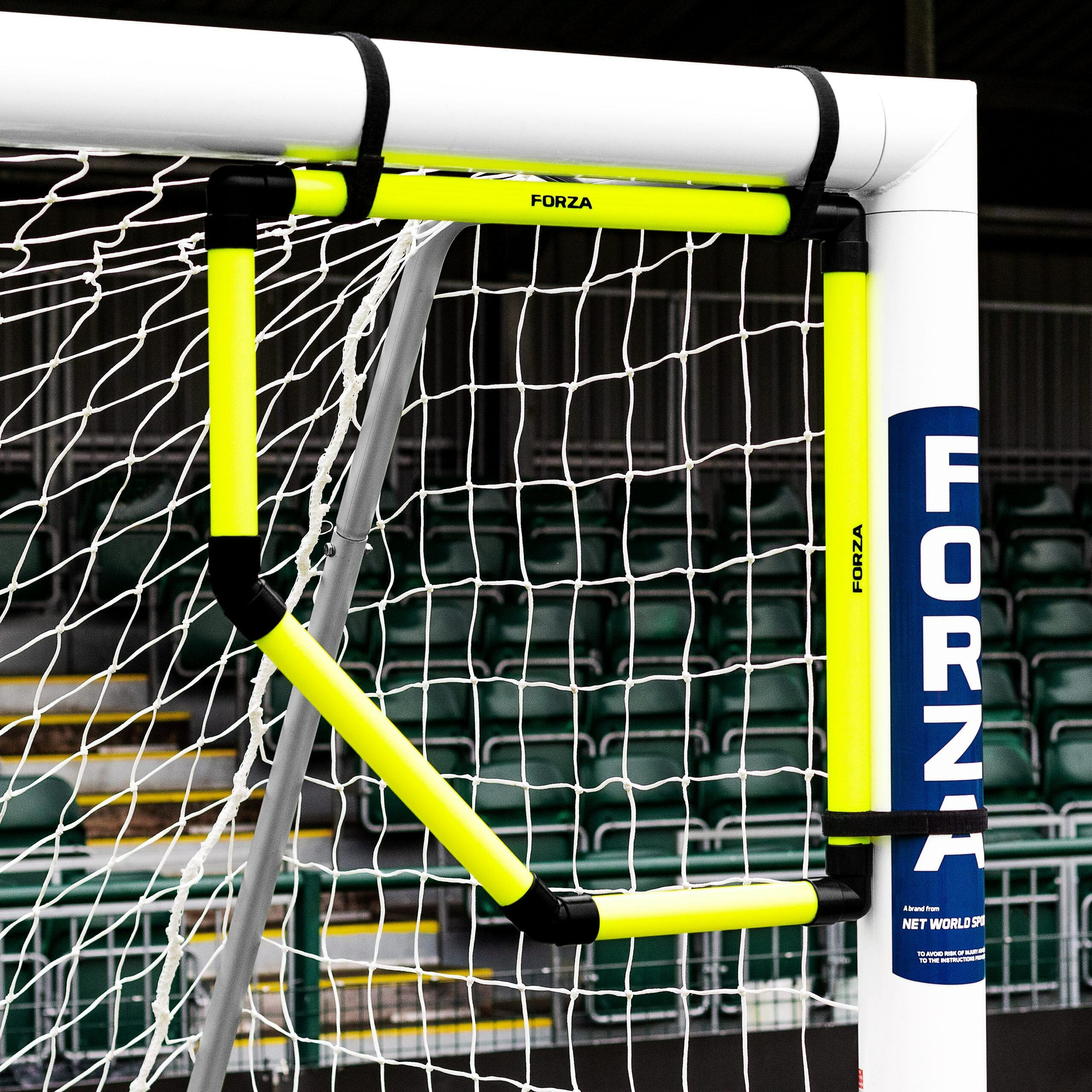FORZA Top Bins - Football Goal Corner Target