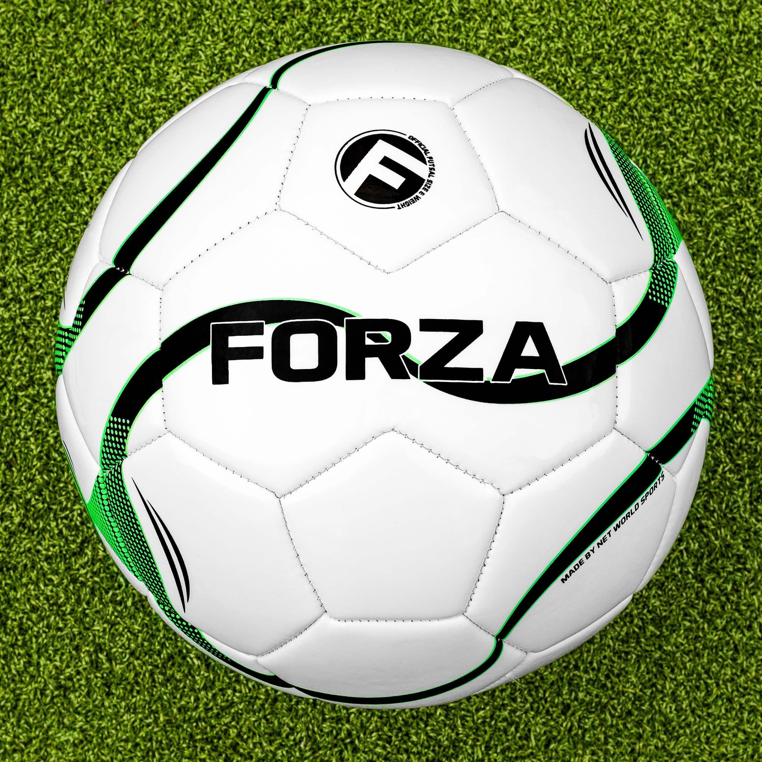 FORZA Futsal Football Ball | Size 3 Futsal Footballs | Size 4 Futsal Footballs | Net World Sports