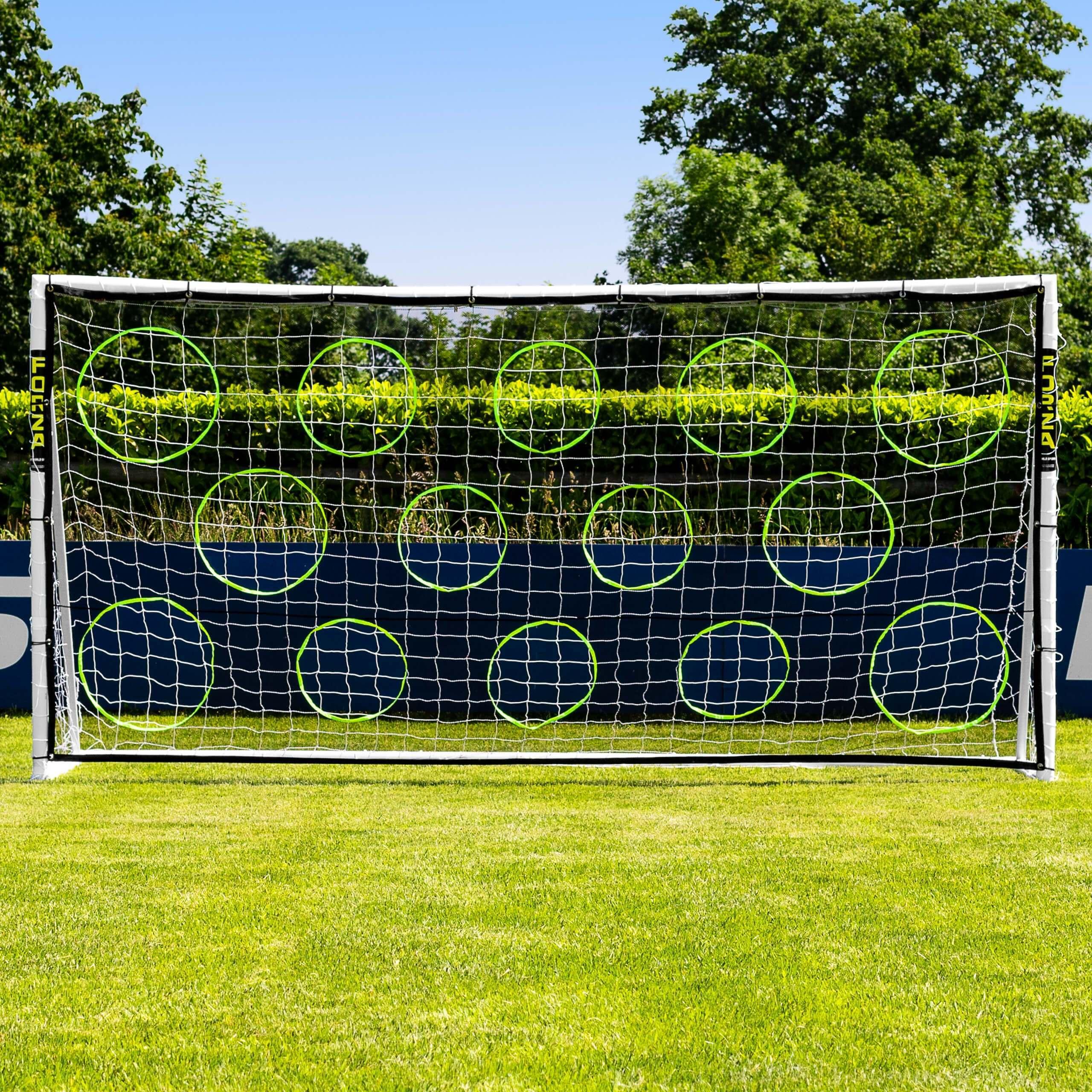 12 x 6 Soccer Goal Target Sheets