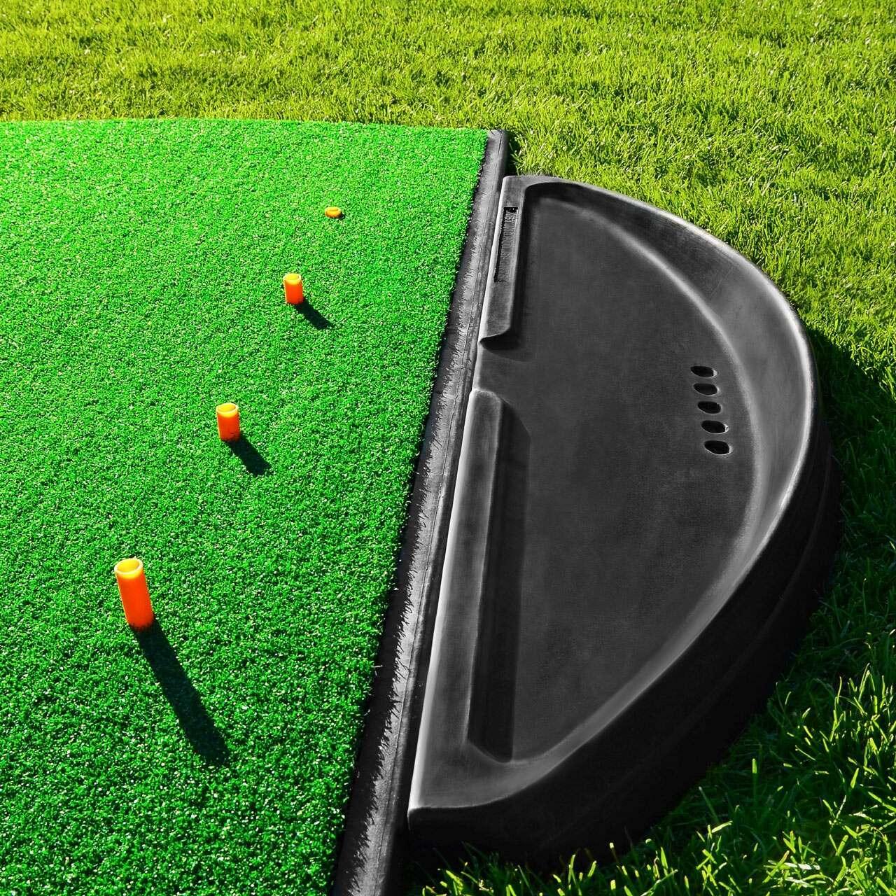 FORB Recipiente de goma para bolas de Golf
