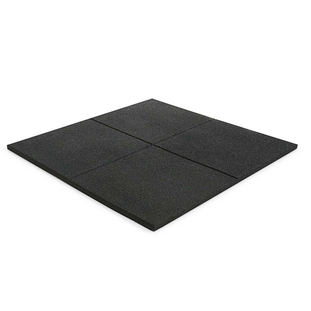 METIS Rubber Gym Flooring Mats