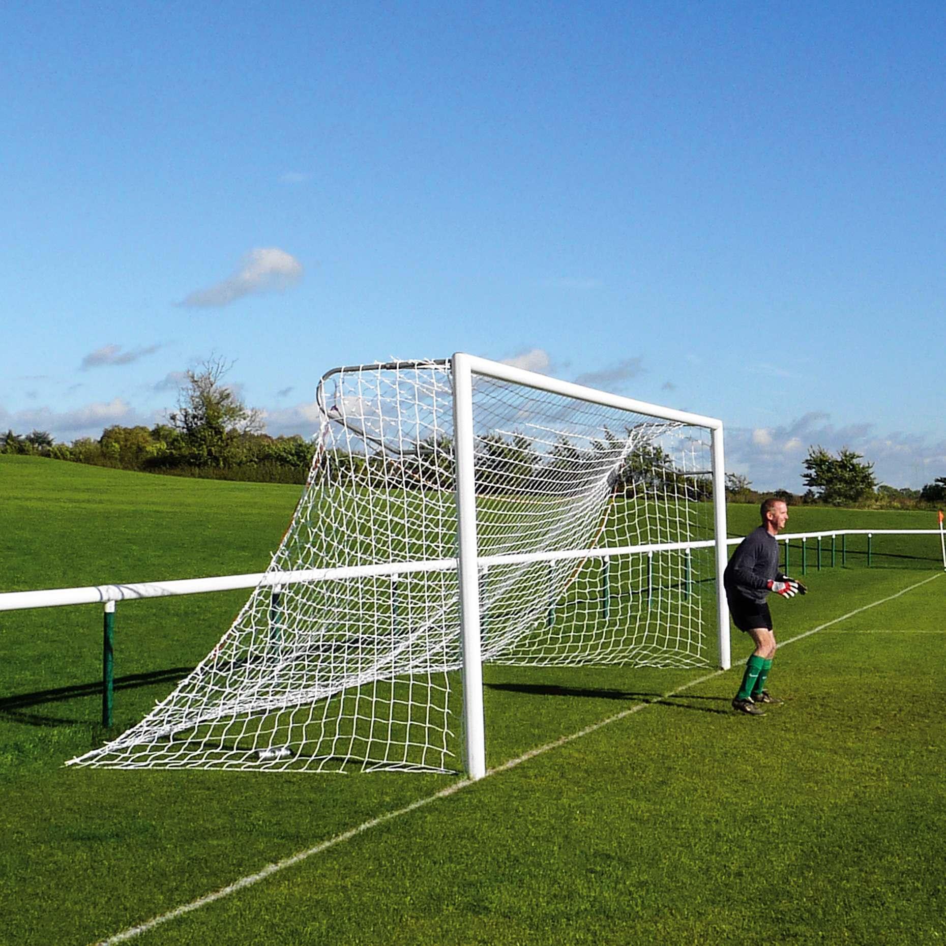 Robustes Fußballtornetz alle Größe