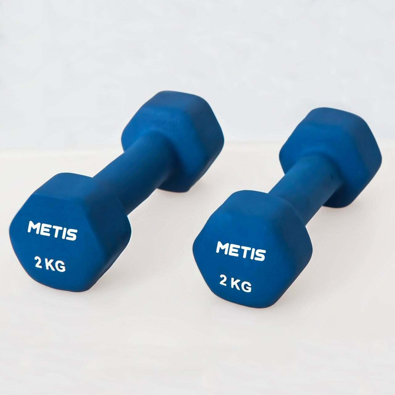 Neoprene Hex Dumbbells x2 [1lb-22lbs]