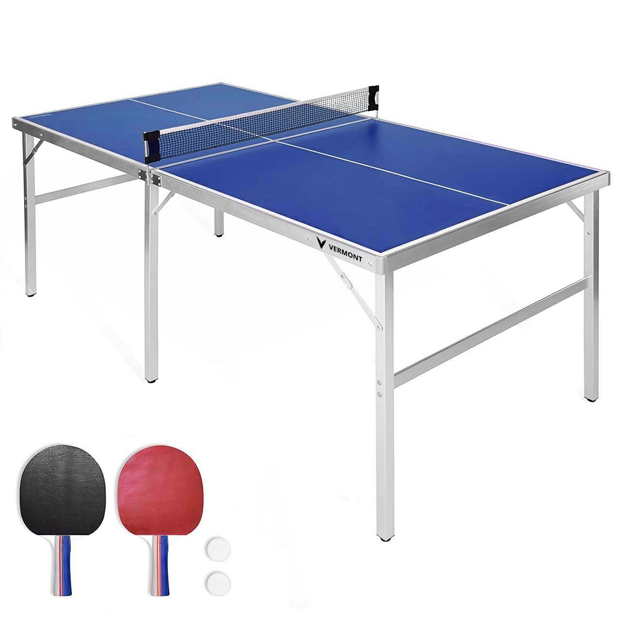 Vermont Mini Table Tennis Table