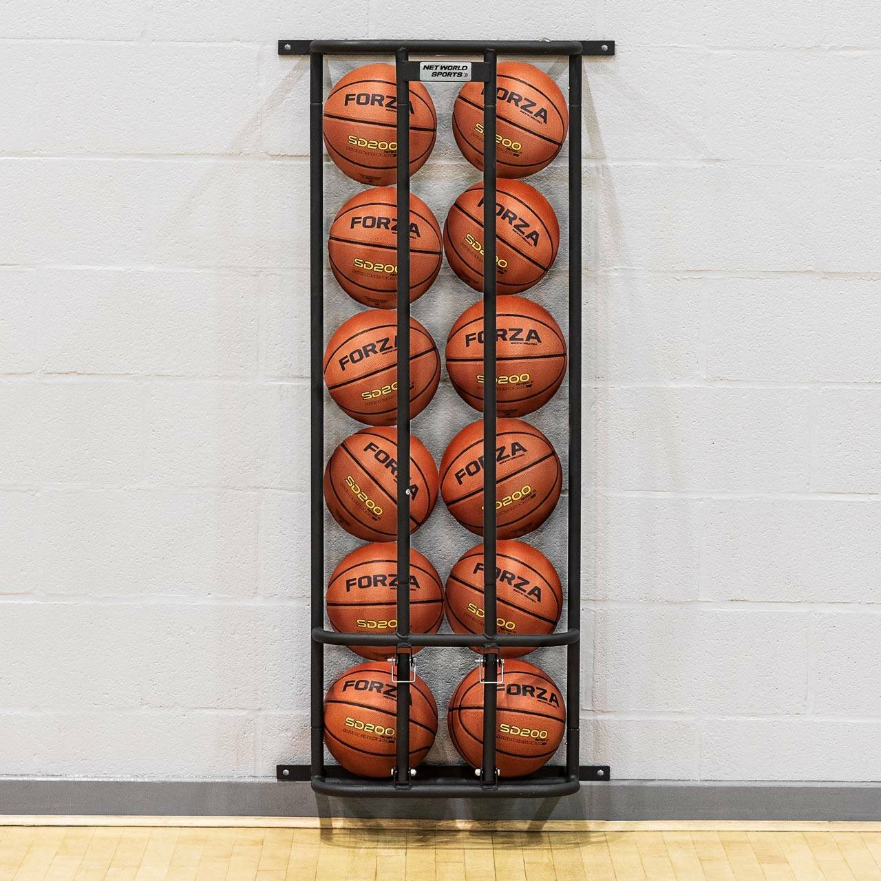 Wall Mounted Sports Ball Holder