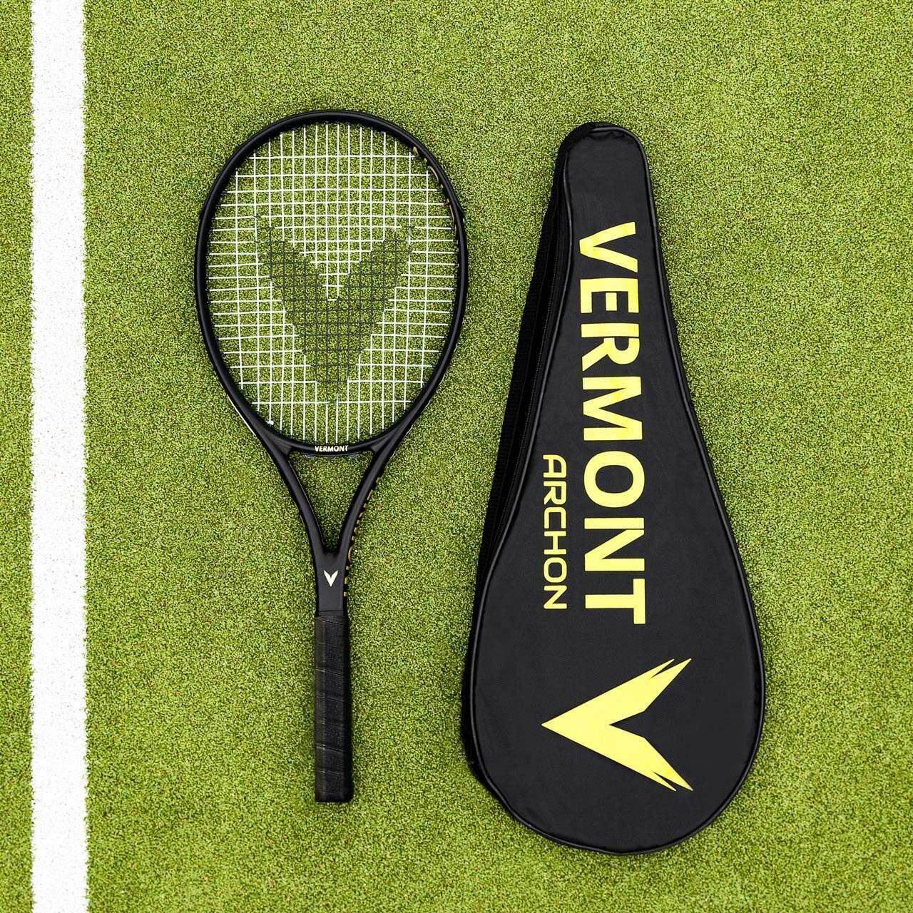 Raqueta Archon de tenis de Vermont