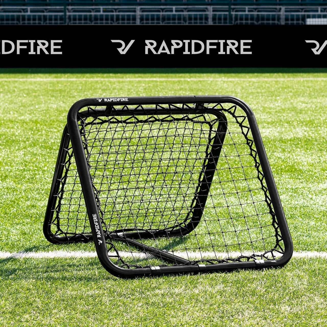 RapidFire RF80 Filet de Rebond de Football