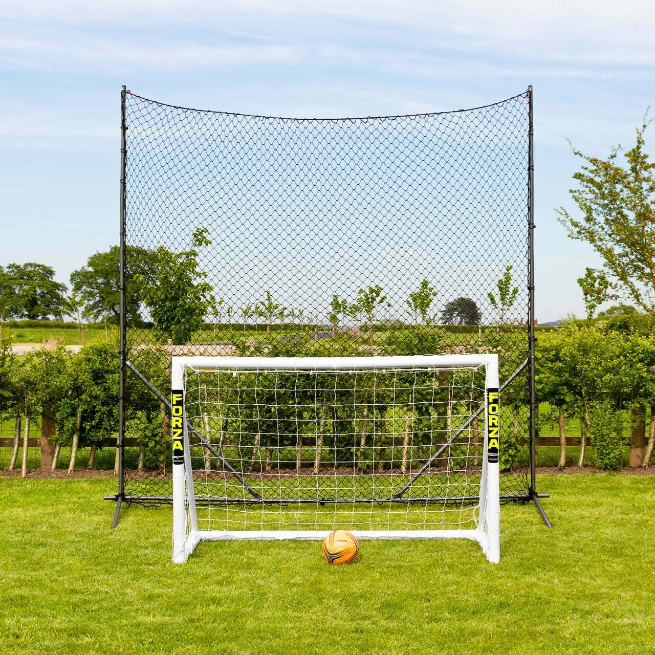 Stop That Ball™ (Net & Post System) - 10ft