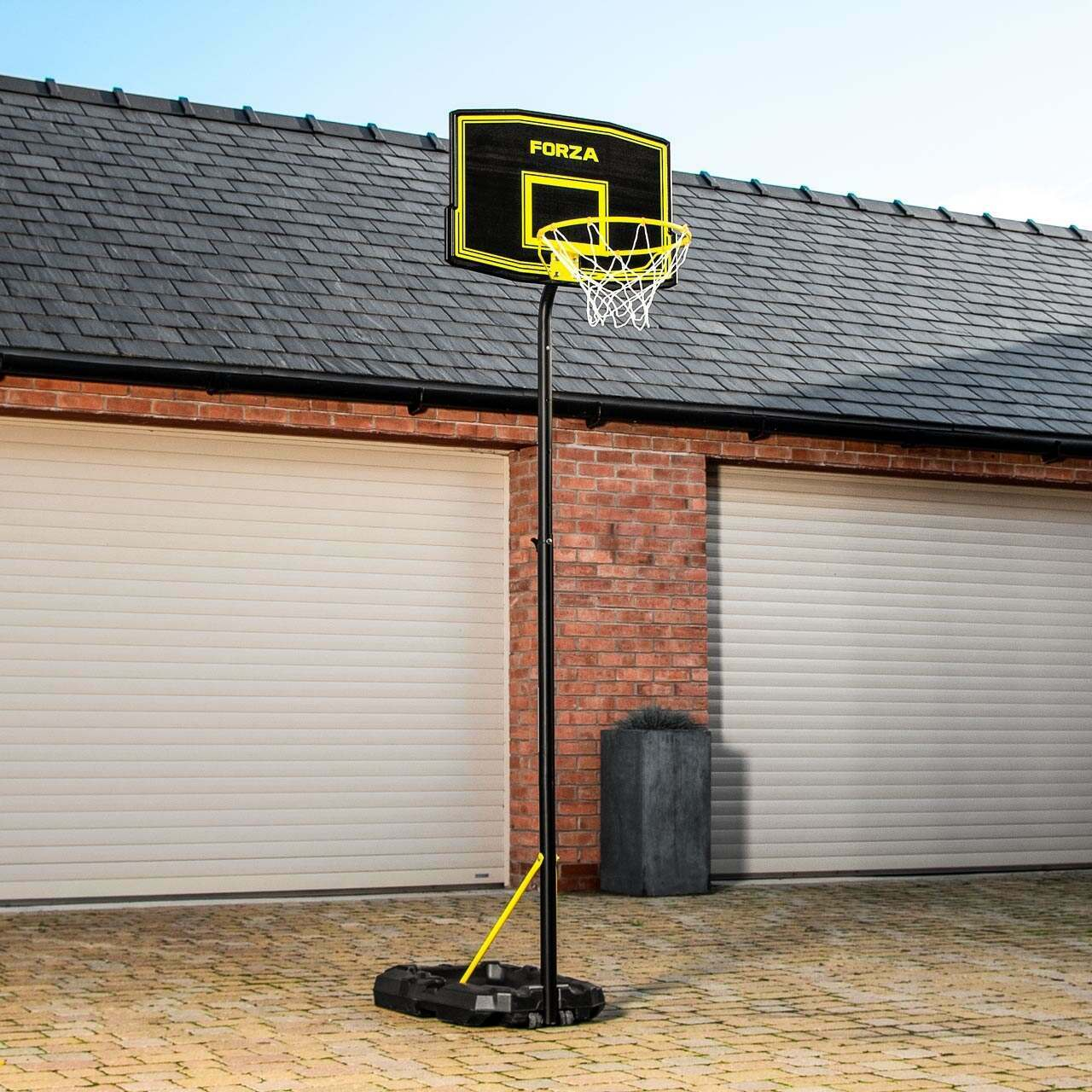 FORZA Adjustable Junior Basketball Hoop And Stand [JS220]