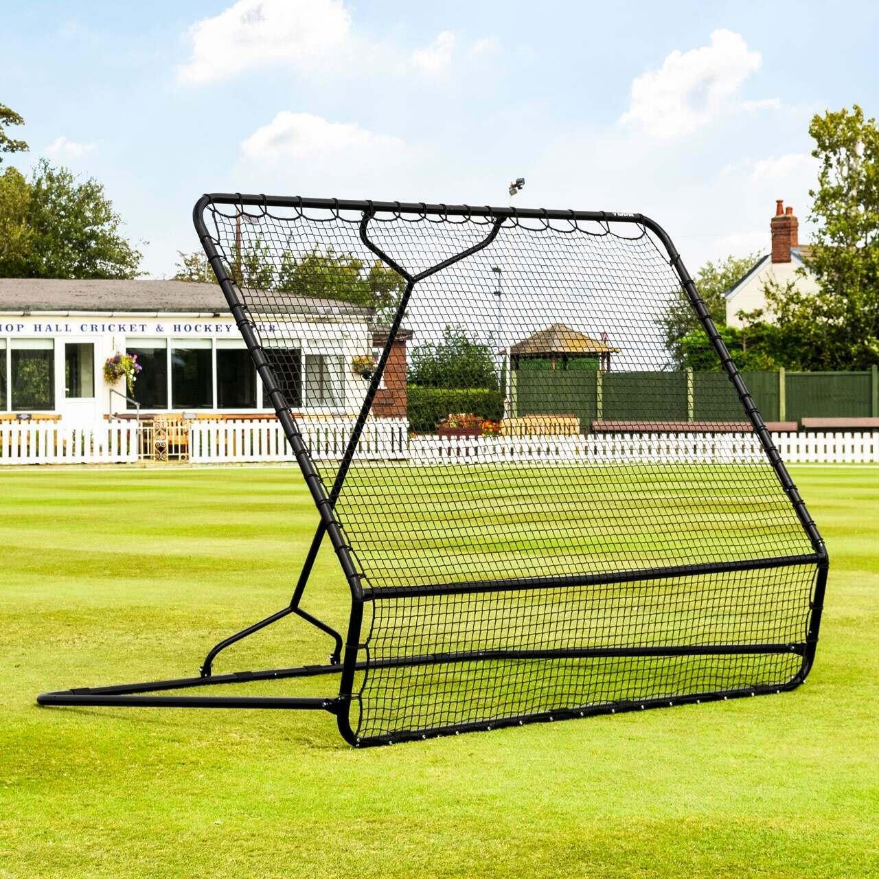 RapidFire Mega X Cricket Rebounder