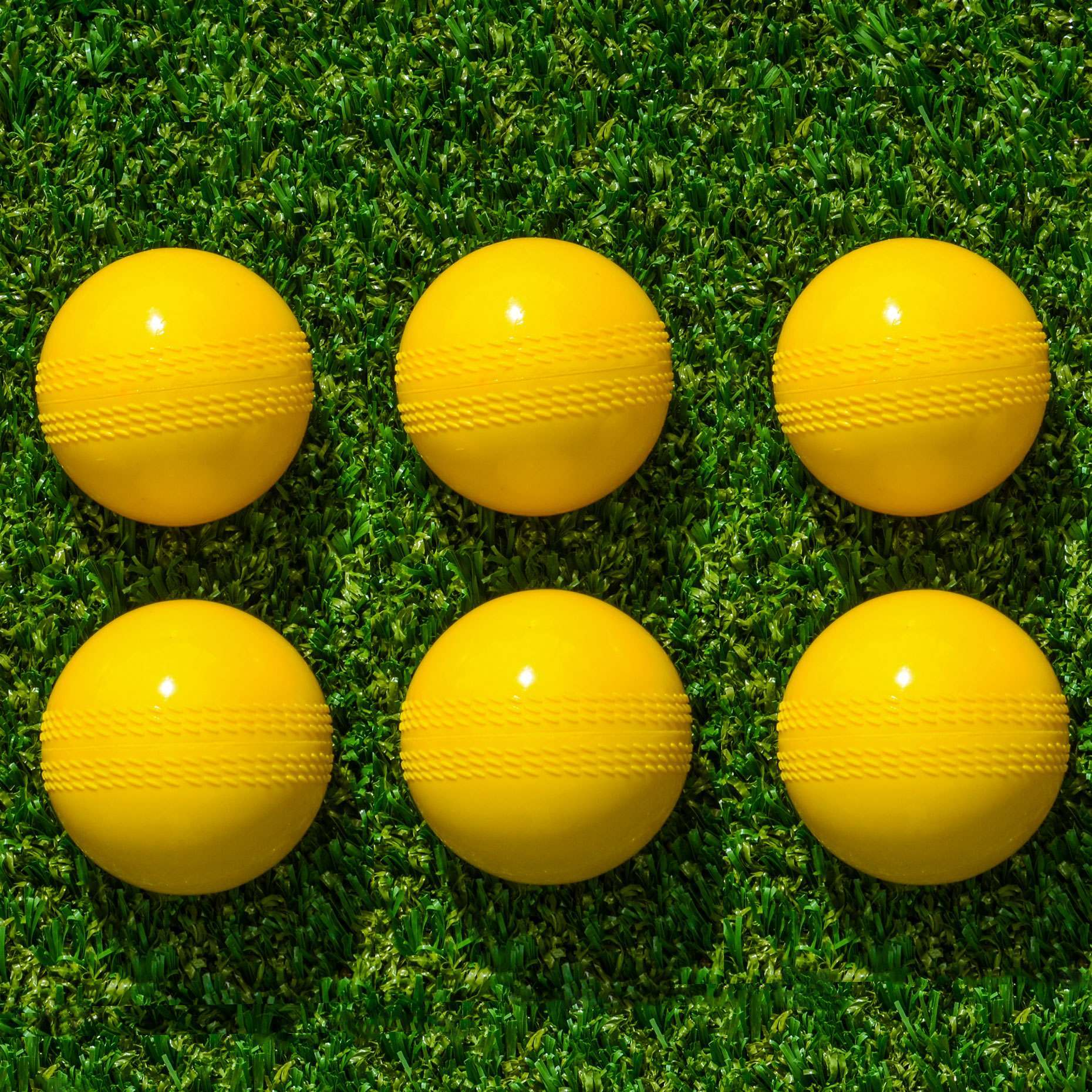 Indoor Rounders Balls [6 Pack]
