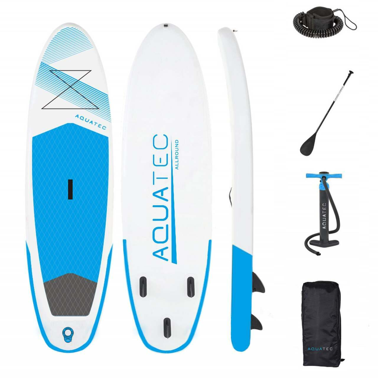 AquaTec Inflatable Paddle Boards