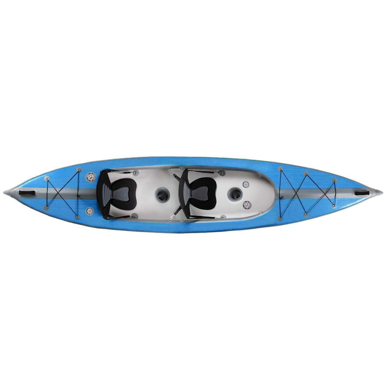 AquaTec Inflatable Kayaks