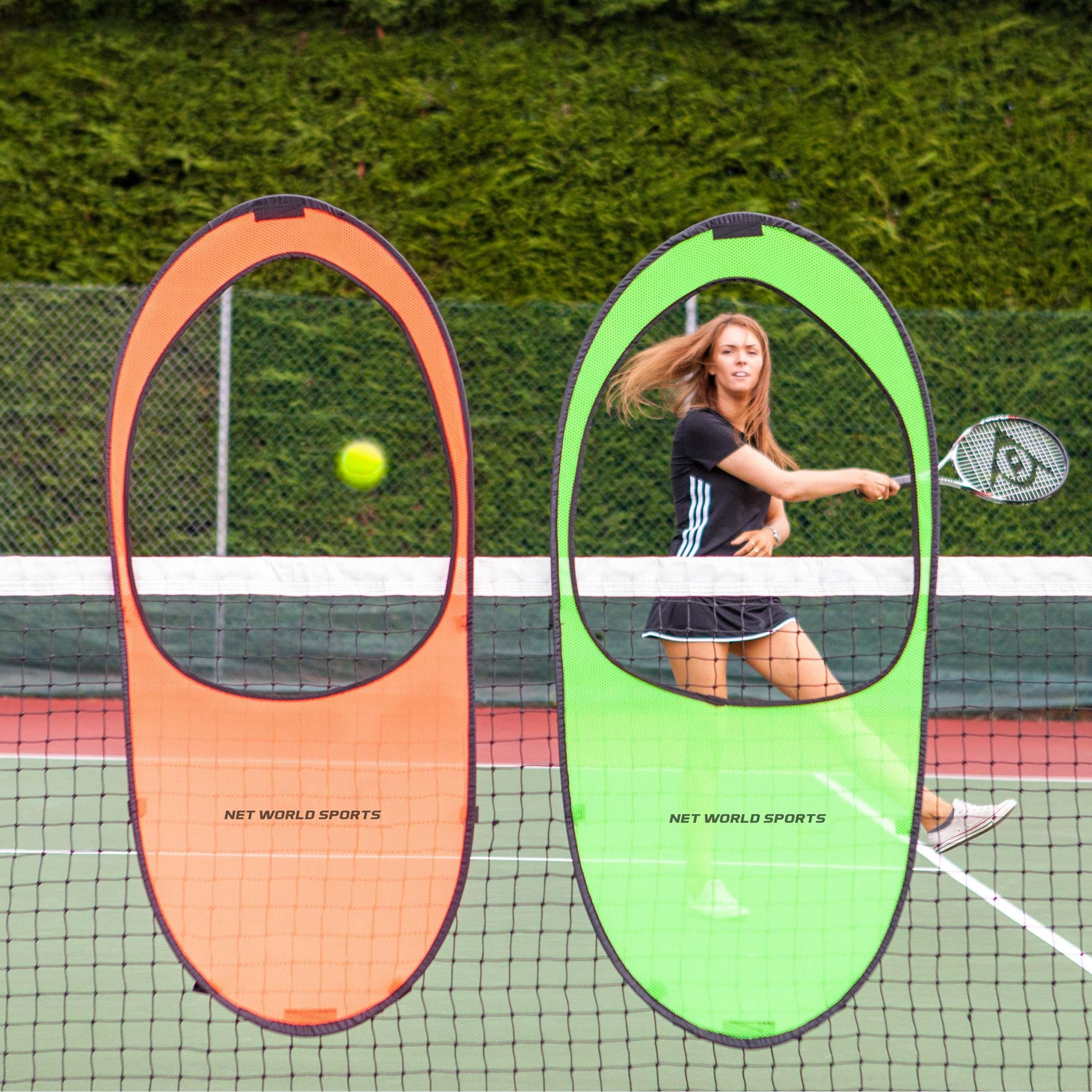 Red de puntería de tenis