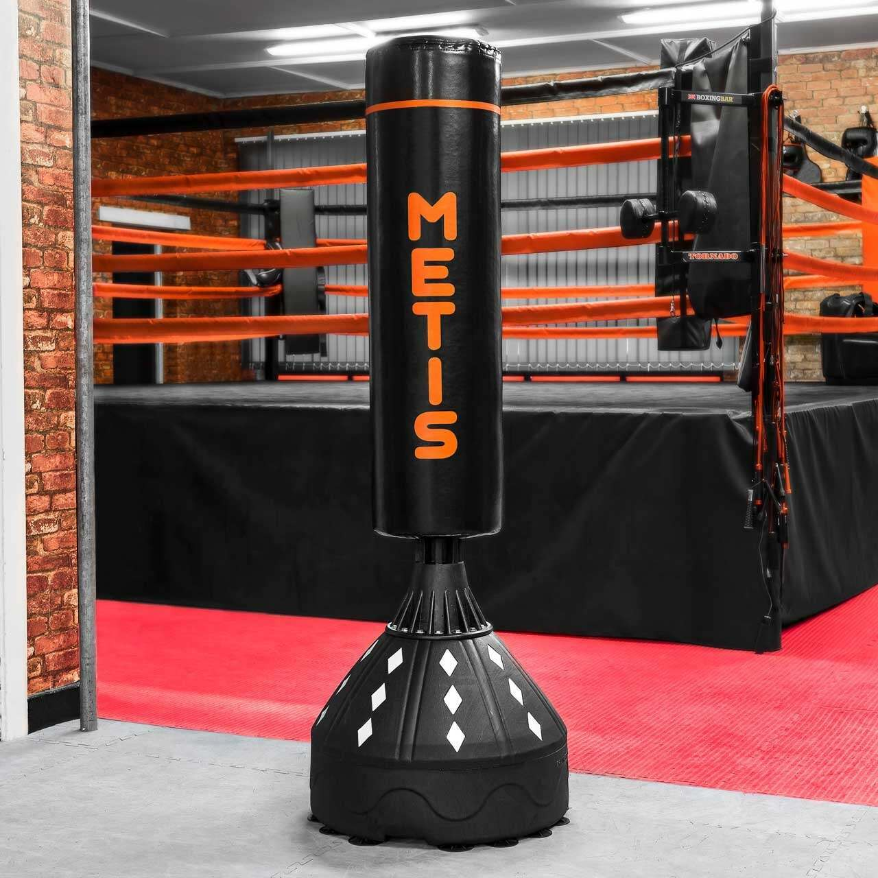 Mytra Fusion Pedestal 6ft Boxing Bag Free Standing Punching Target Boxing Stand