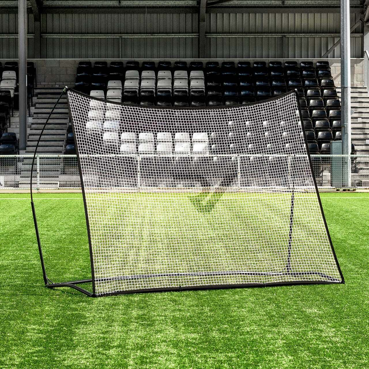 RapidFire Pro Pop-Up Soccer Rebounder