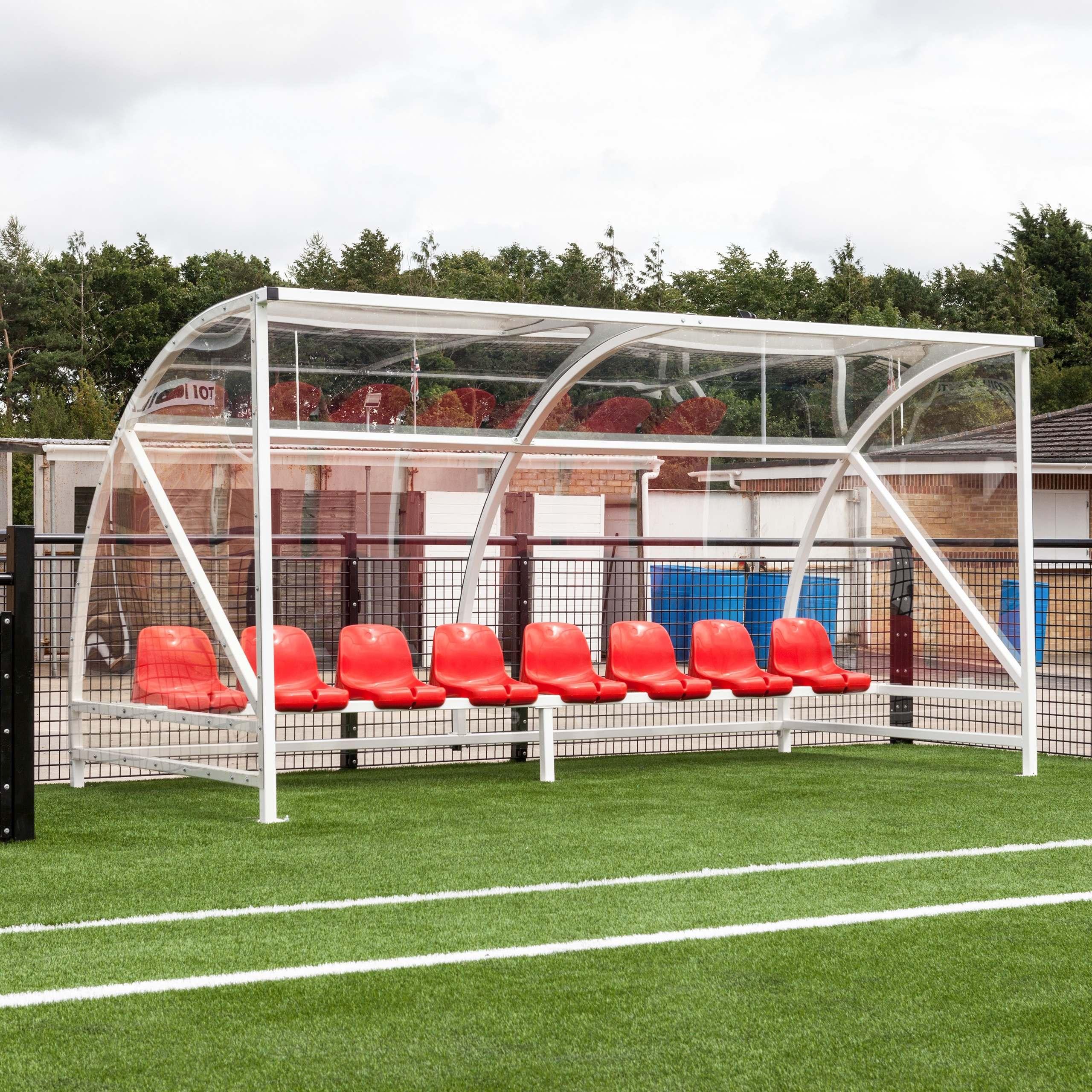Olympia Football Team Shelter [Bucket Seat]
