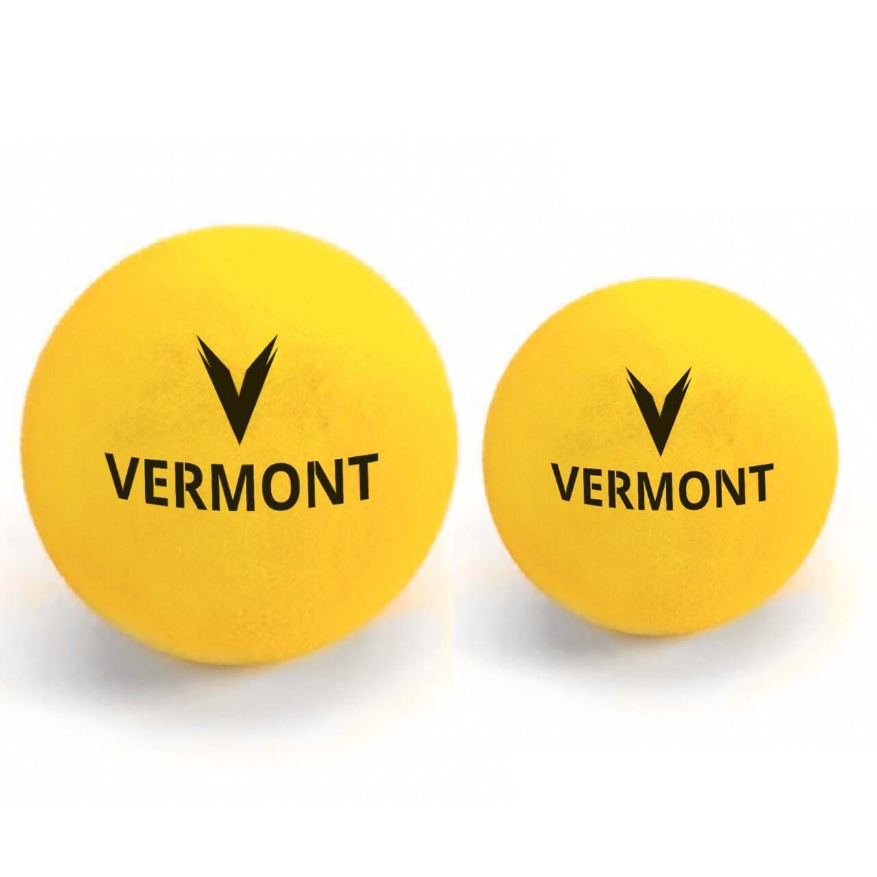Vermont Cut Foam Mini Red Tennis Balls [Stage 3]