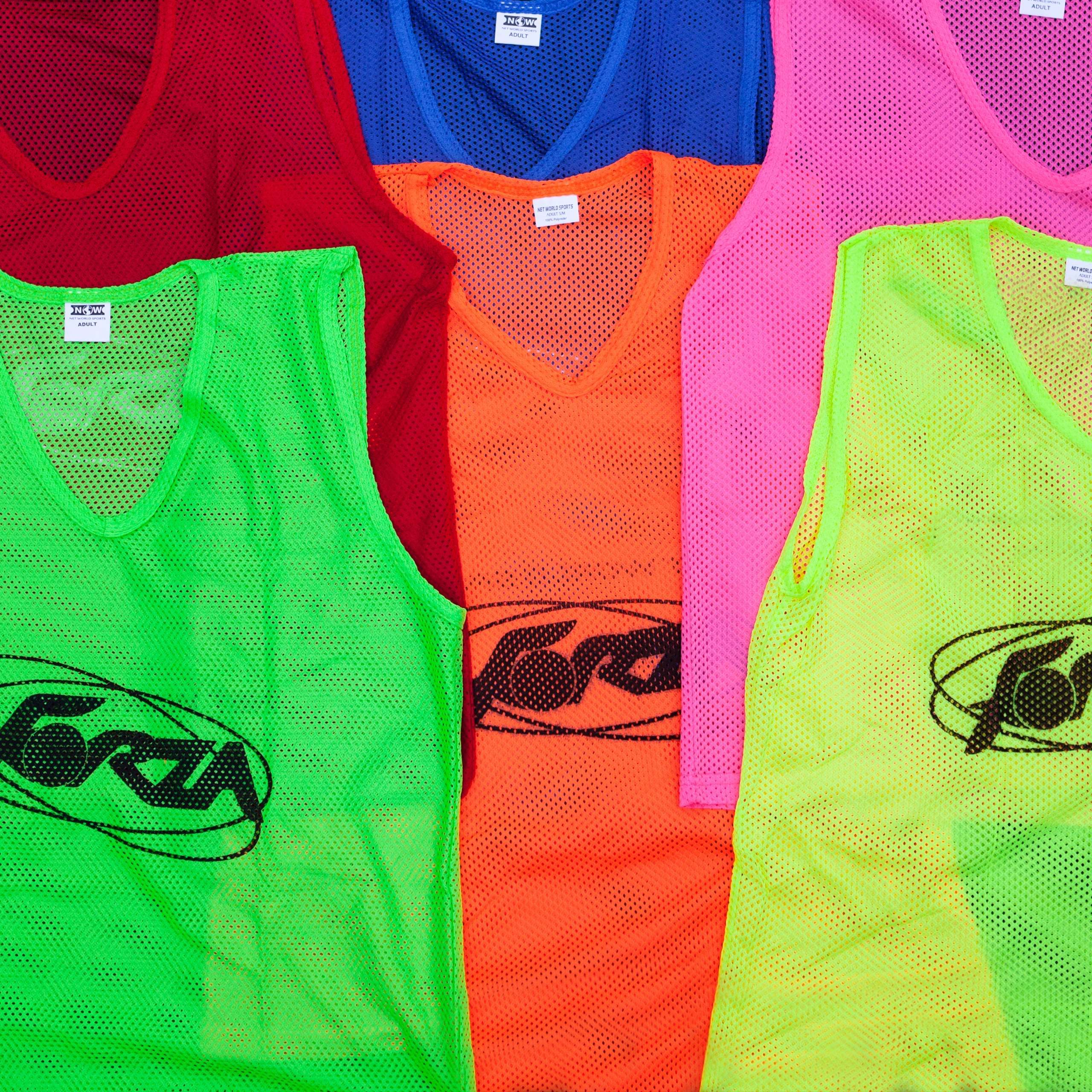 FORZA Pro Rugby Training Bibs/Vests