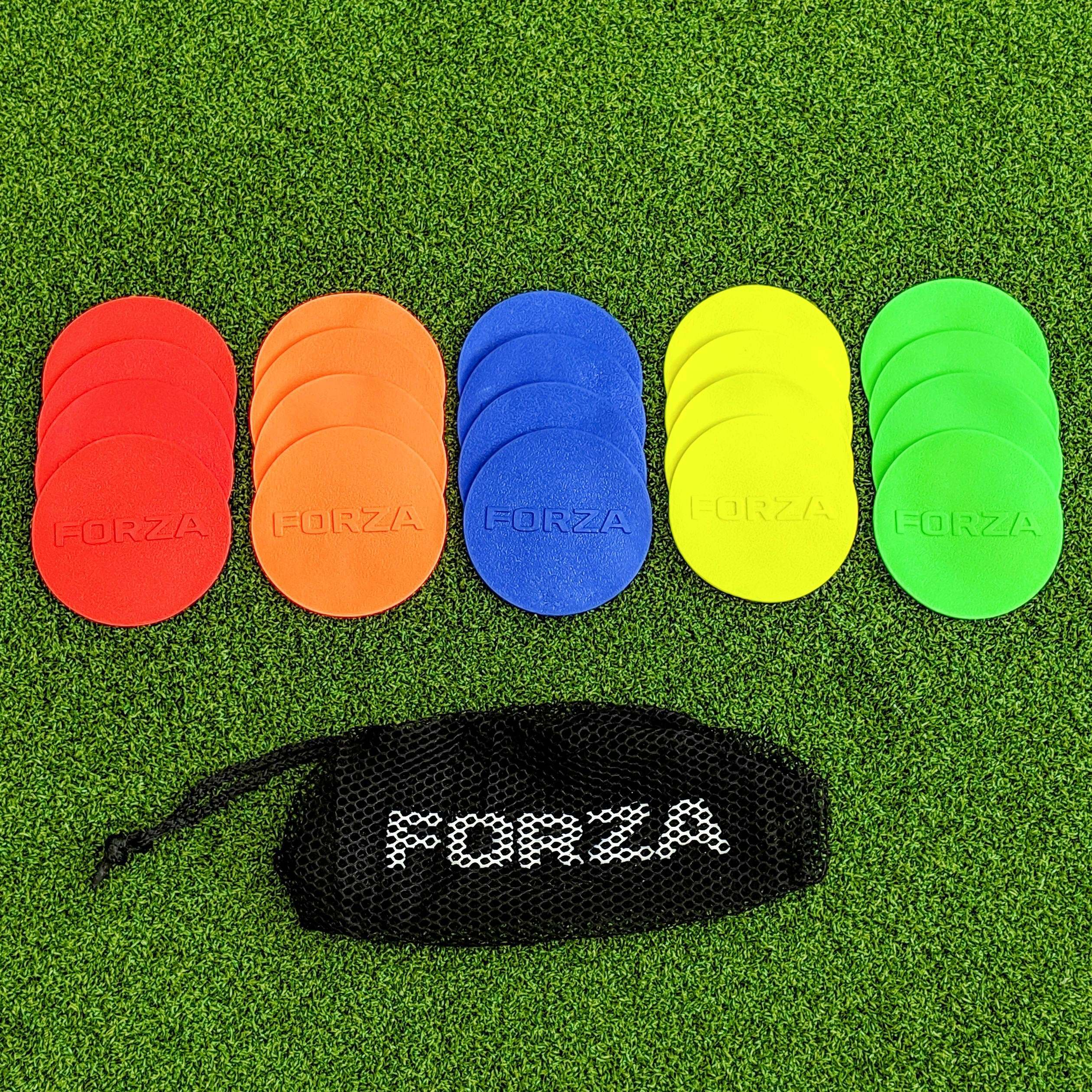 FORZA Mini Flat Disc Markers [Multi]