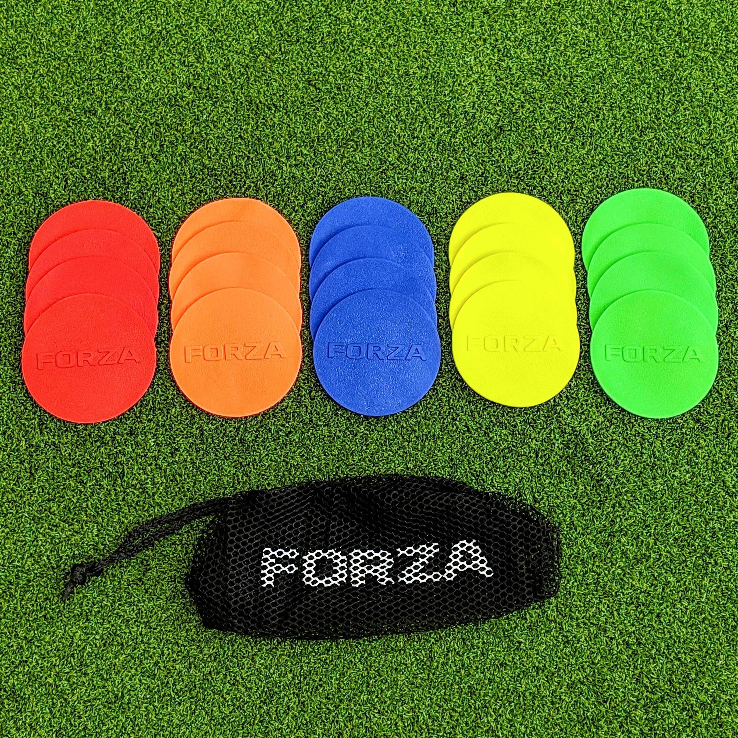 FORZA Mini Flat Disc Markers [Multi]