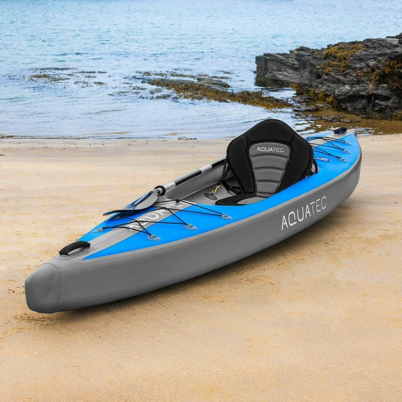 AquaTec Inflatable Kayaks