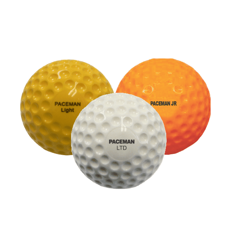 Paceman Mixed Balls for Paceman Pitching Machines – 6 Pack
