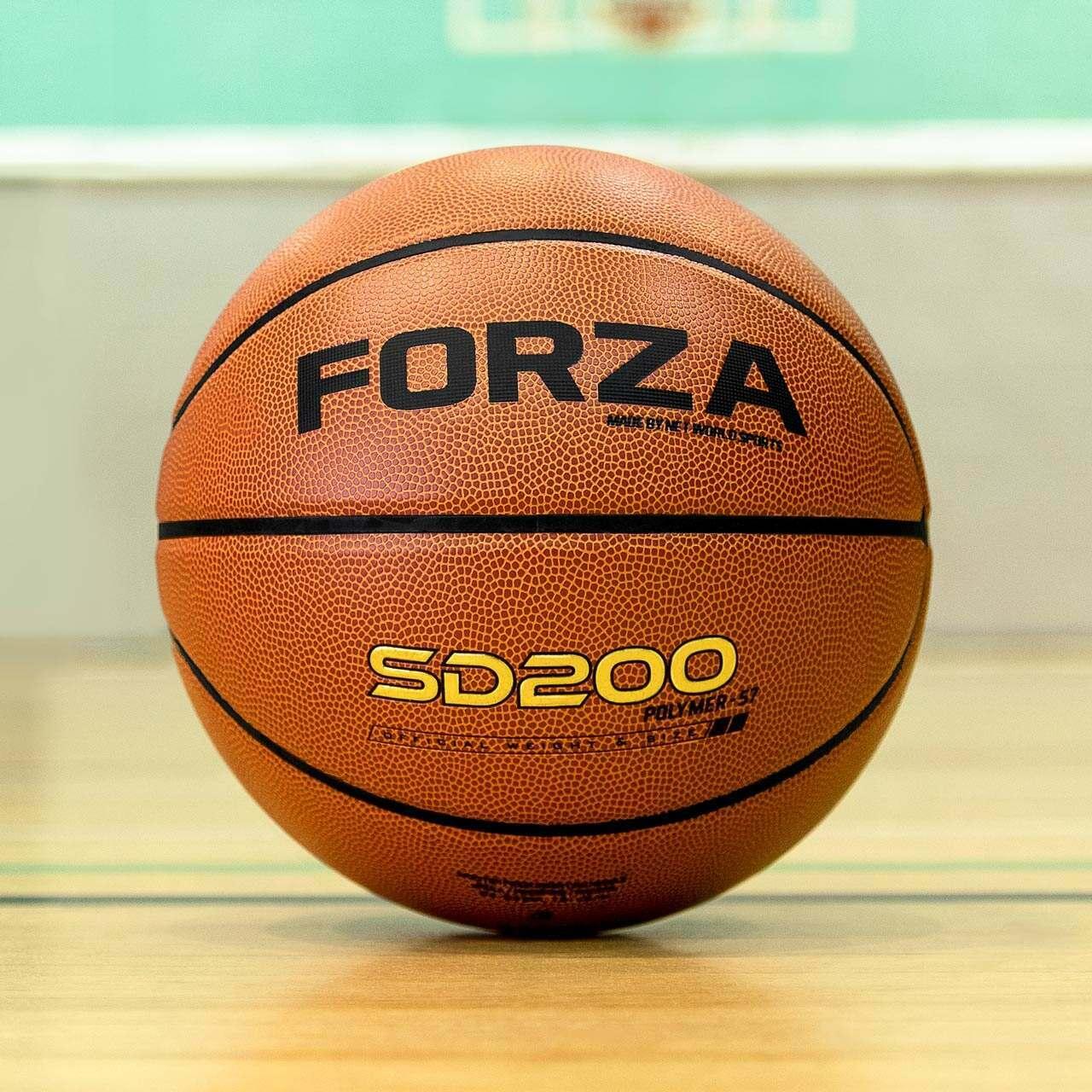 Balón de Baloncesto para Entrenamientos FORZA SD200