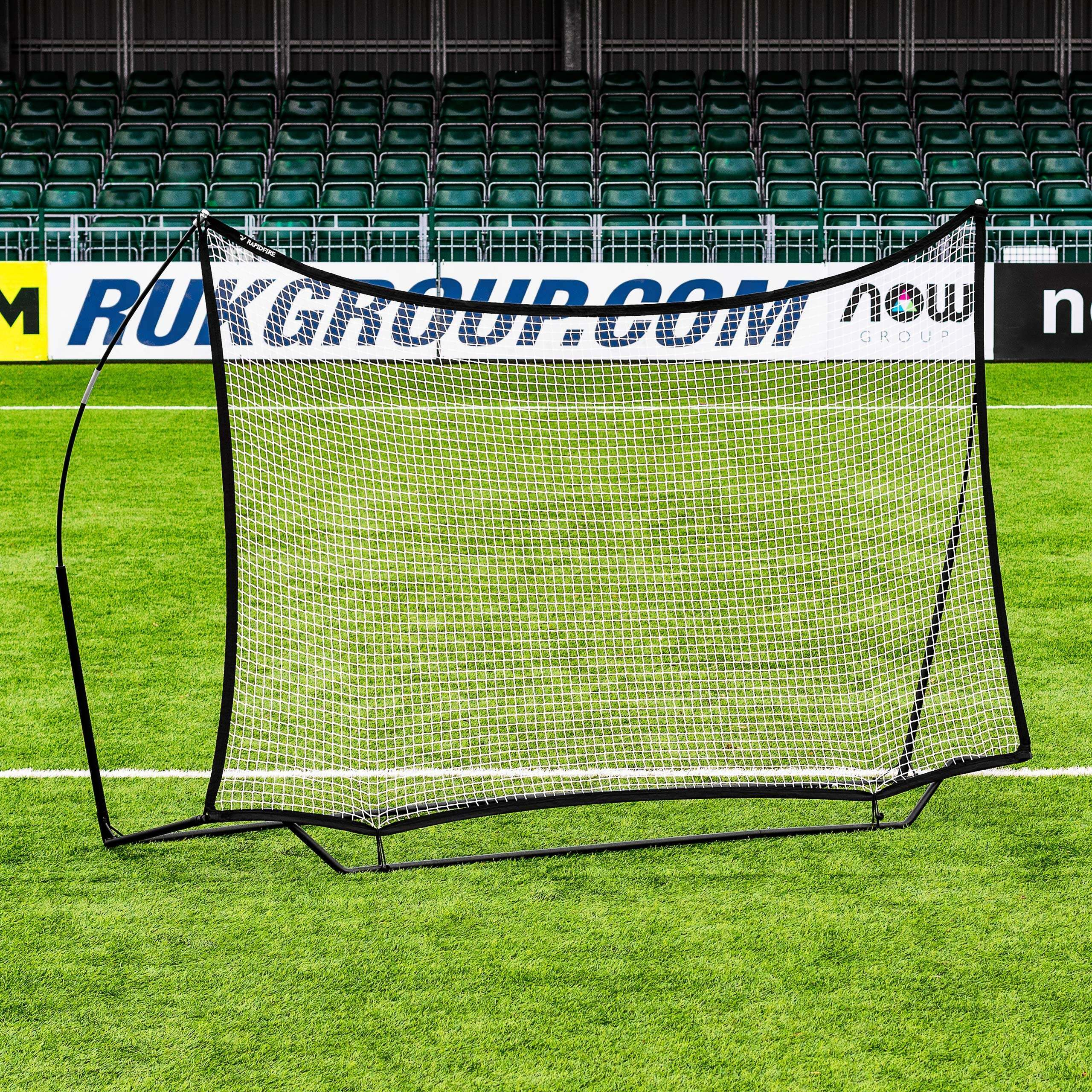 RapidFire Flash Pop-Up Rebounder (2.4m x 1.5m)