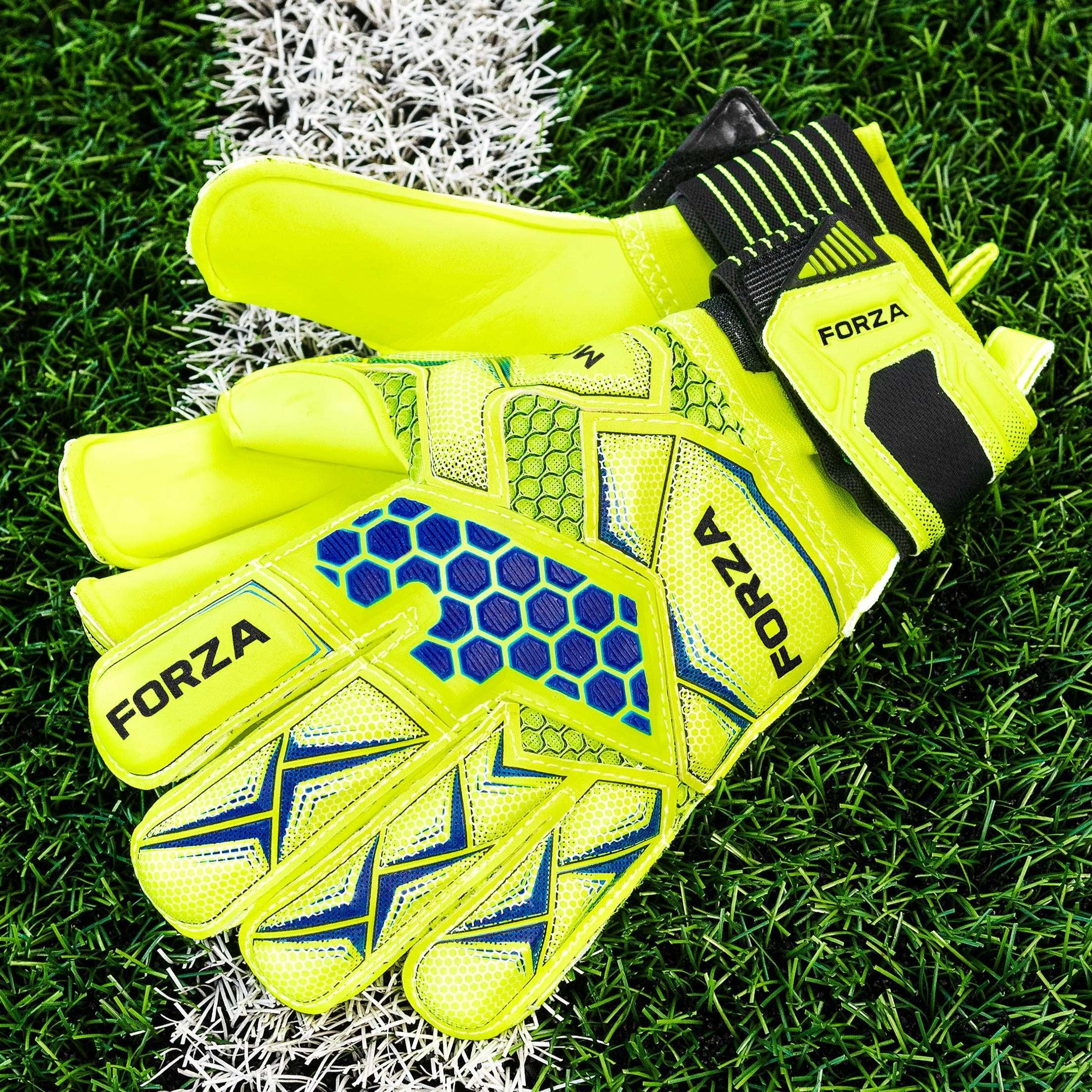 FORZA Mondo Goalkeeper Gloves-Size 7