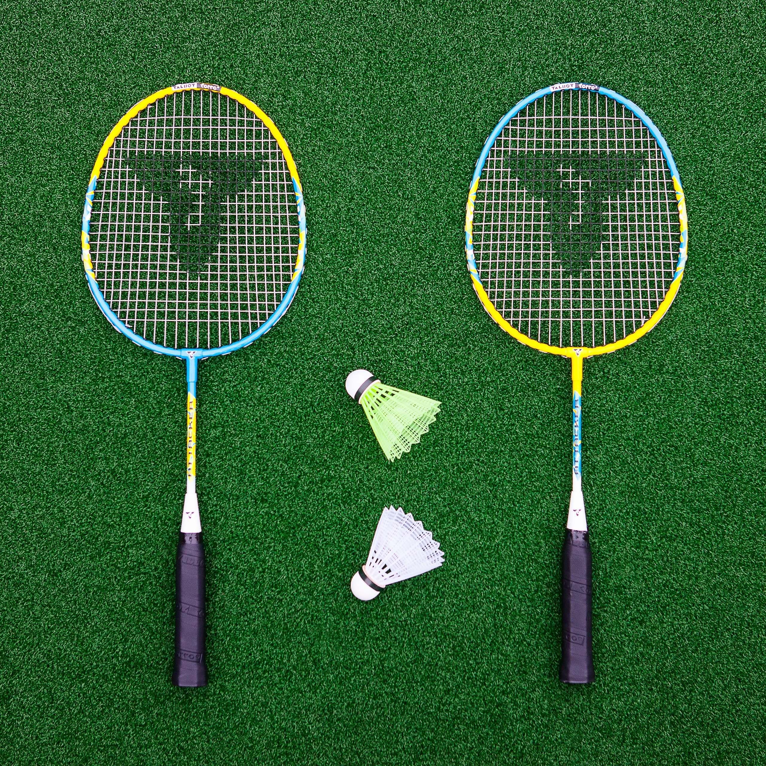 Junior Badminton Racket Set | Badminton Rackets | Net ...