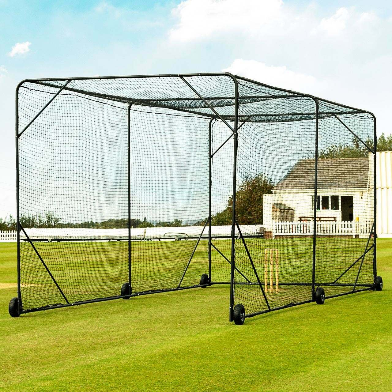 FORTRESS Mobile Cricket Cage [Cage Only]