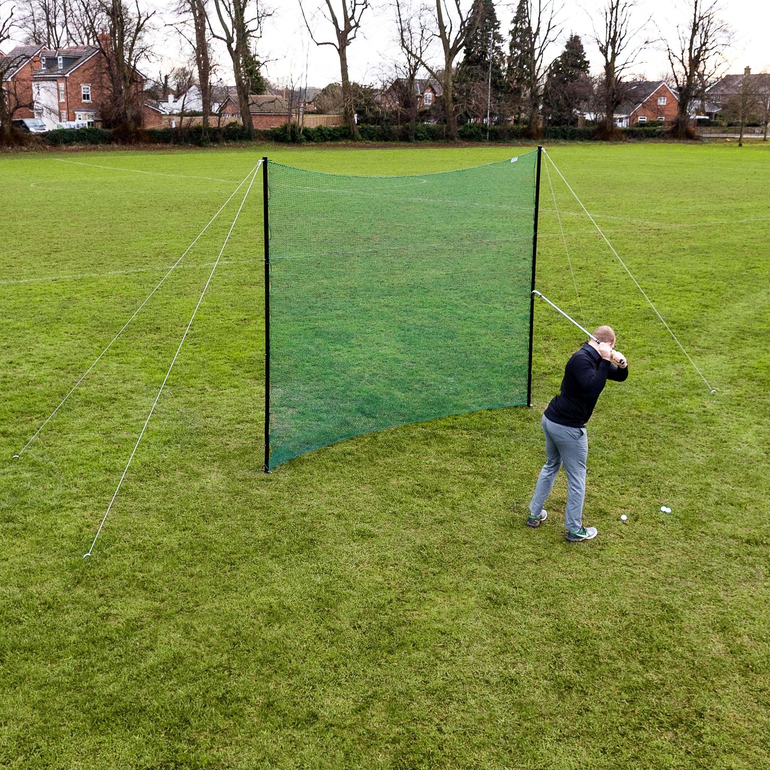 Professional Golf Driving Wall   Golf Hitting Nets   Net ...